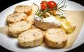 Сыр камамбер запеченный