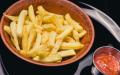 Картопля фрі з соусом BBQ