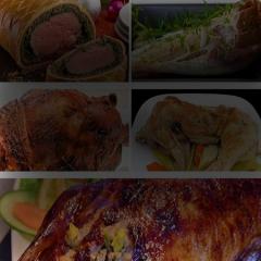 Мясные блюда ресторан Vltava