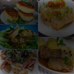 Гарячі закуски ресторан Vltava
