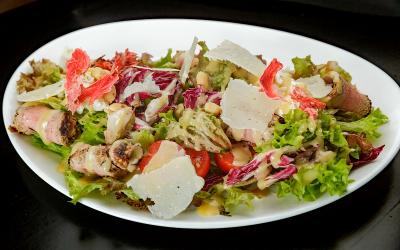 Салат з ростбіфом